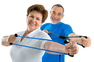 Sesiones de revitalización geriátrica